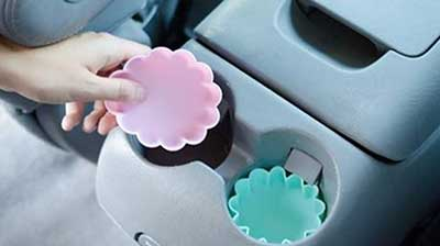 Cup Cake Cup Holder Protectors